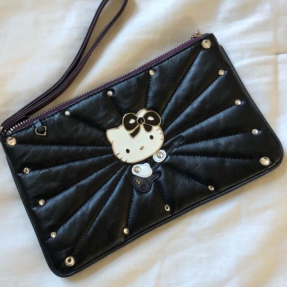 ed9b987d7 Swarovski Bags | Hello Kitty Wristlet | Poshmark